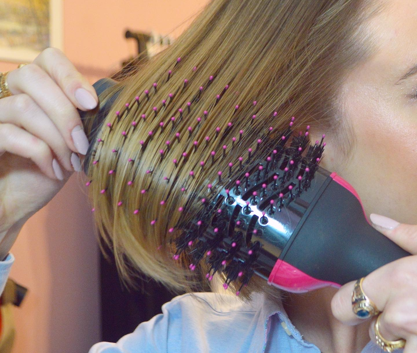 REVLON One-Step Hair Dryer and Volumizer Review