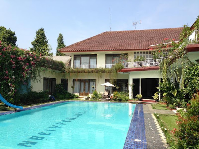The Garden Family Guest House Bogor