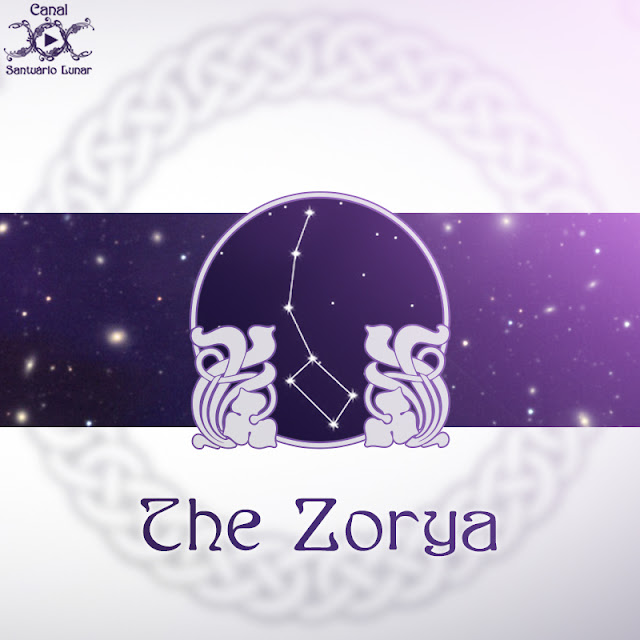 The Zorya - Guardian Goddesses who prevent the Final Jedgement | Wicca, Magic, Witchcraft, Paganism