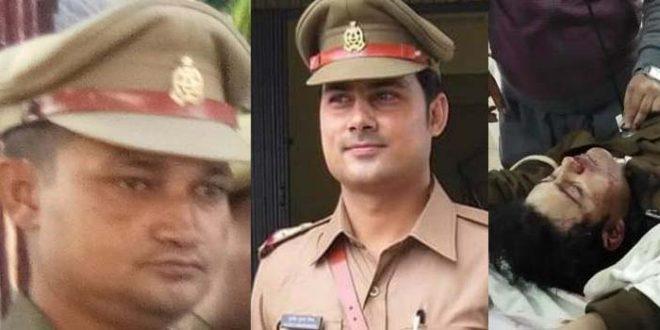 जीआरपी दरोगा ने जन्मदिन पे खुद को मारी गोली