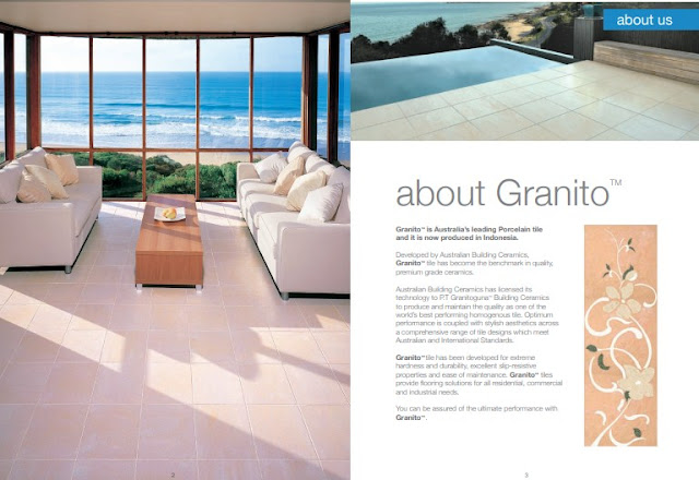 Kelebihan Keramik Granit dari Granito