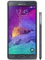 Galaxy note 4 Screen Size