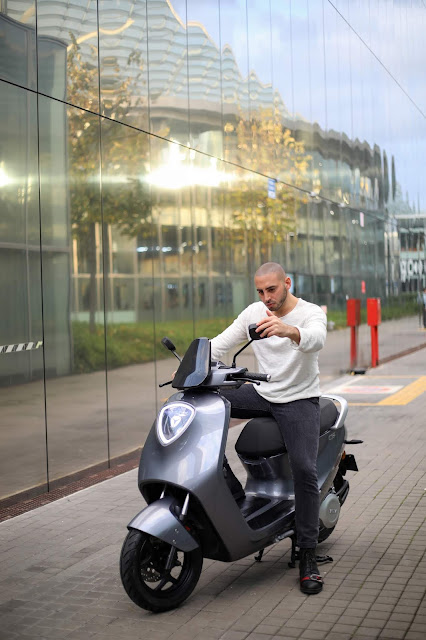 yadea scooter elettrico