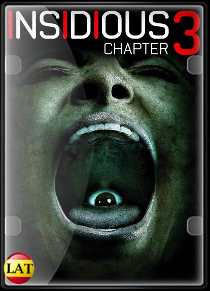 La Noche del Demonio: Capítulo 3 (2015) DVDRIP LATINO