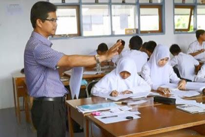 Di NTB, Guru yang Sudah Lulus UKG Dapat Gaji 40.000 Per jam