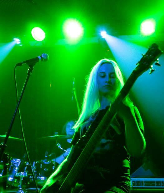 Ladies of Metal: Lejla Kozlica (Carnifliate), Ladies of Metal, Lejla Kozlica, Carnifliate