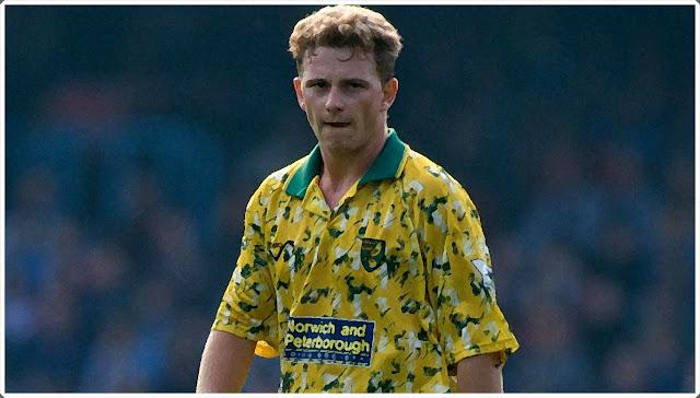 Mark Robins Norwich
