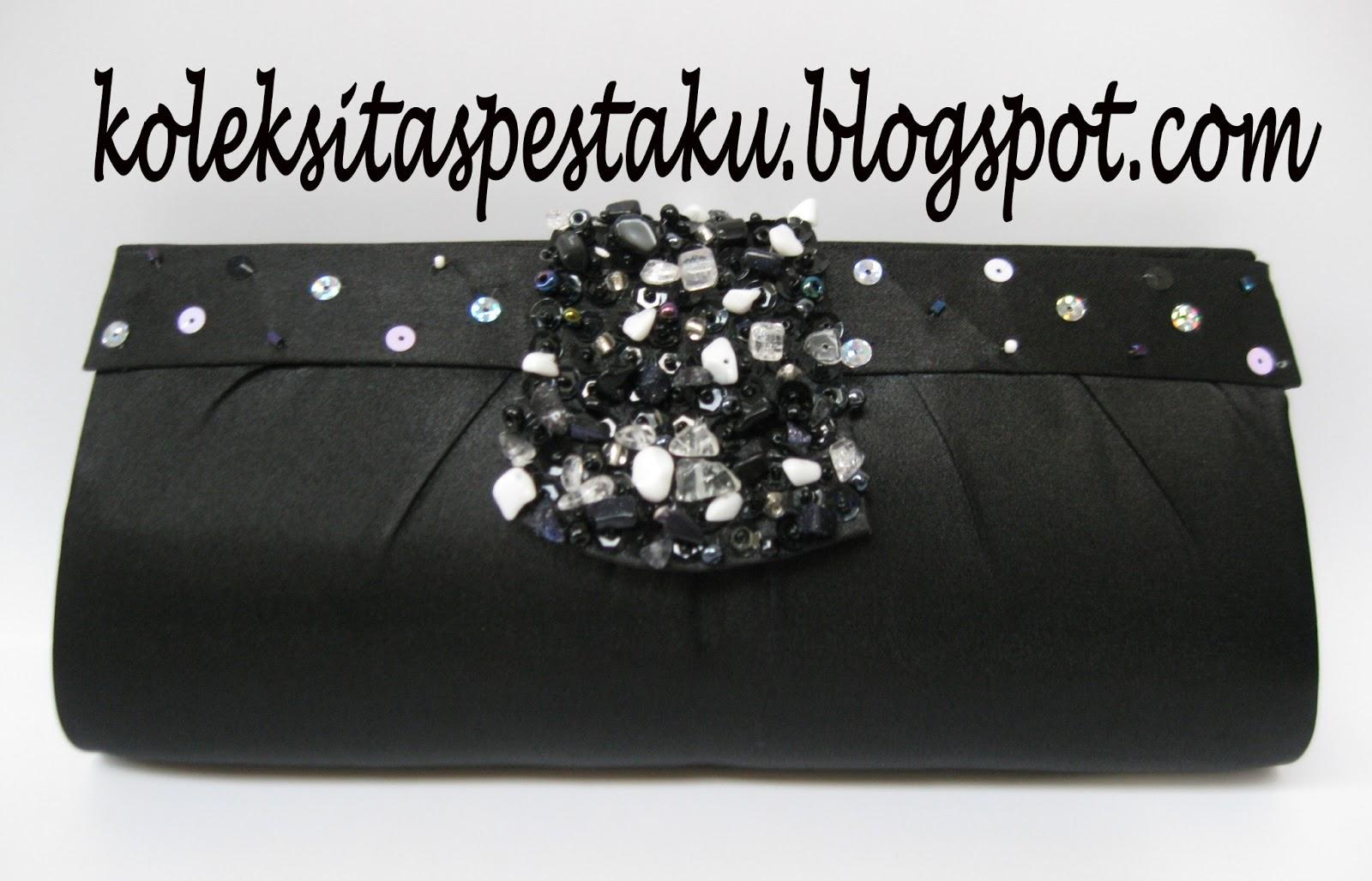 Tas Pesta Unik dan Cantik. TAS PESTA - CLUTCH BAG BAG KODE KB2 HITAM. Terbaru  Tas pesta mewah dengan warna ... a97b2995ce