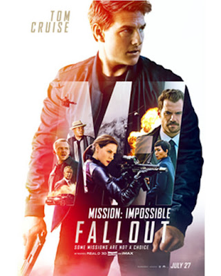 Mission Impossible Fallout Movie posters Images