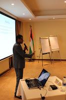 Ghaiath Hussein EMPHNET Public health ethics course Amman Jordan