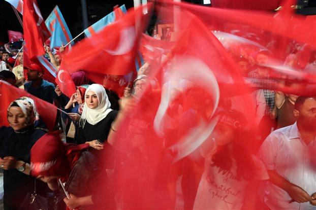 Ανεπιθύμητος στην Ολλανδία ο Τούρκος αντιπρόεδρος