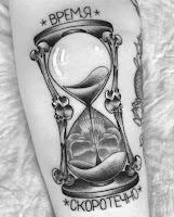 часы тату
