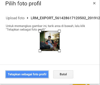 Cara Mengganti Foto Profil Channel Youtube Di Android