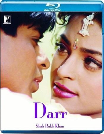 Darr 1993 Hindi 480p BluRay 500mb