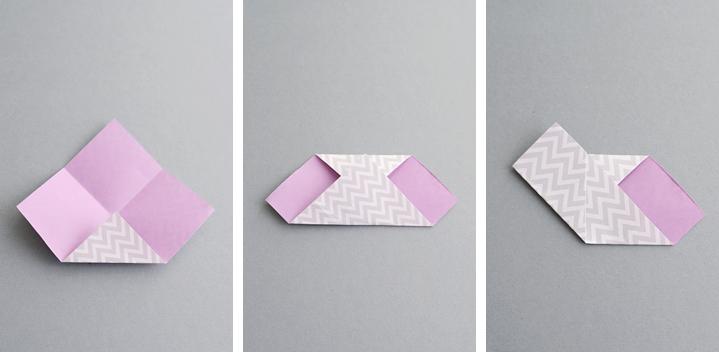 nachmachtipp origami herzen sinnenrausch diy und interior blog. Black Bedroom Furniture Sets. Home Design Ideas