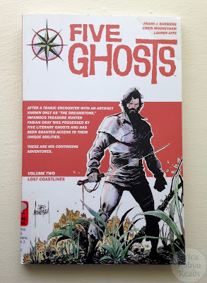 Graphic Novel Review by Five Ghosts Vol. 2: Lost Coastlines by Frank J. Barbiere, Chris Mooneyham
