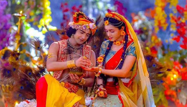 Radha Krishna Video status : whatsapp video status