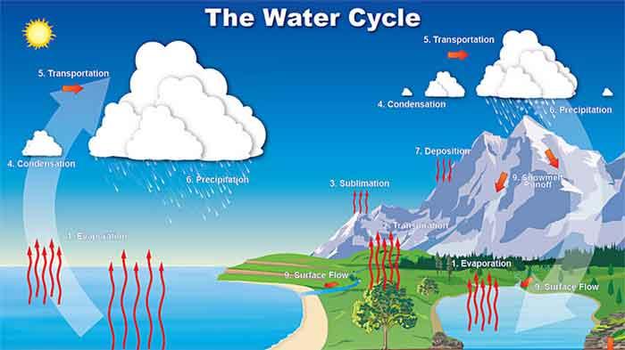 Kenapa Air Laut Asin | ilmiah dan sains