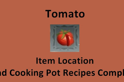 Tomato Recipes and Location Utopia: Origin