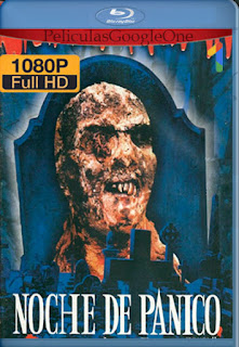 Zombie Noche De Panico [1979] [1080p BRrip] [Latino-Inglés] [LaPipiotaHD]