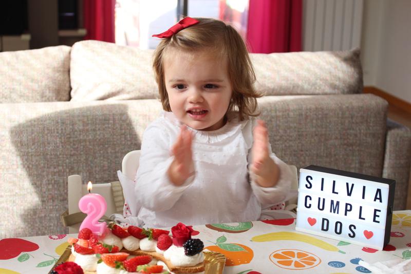 Segundo cumpleaños Baby Piolina