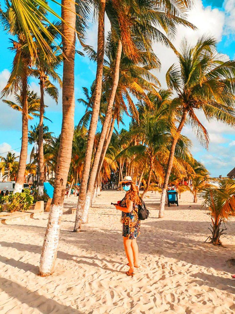 Periodista de viajes fue a México por Año Nuevo y se quedó porque ahorra