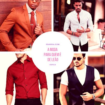 Signos e a moda masculina