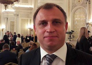 Председатель профсоюзов СОЦПРОФ Сергей Вострецов