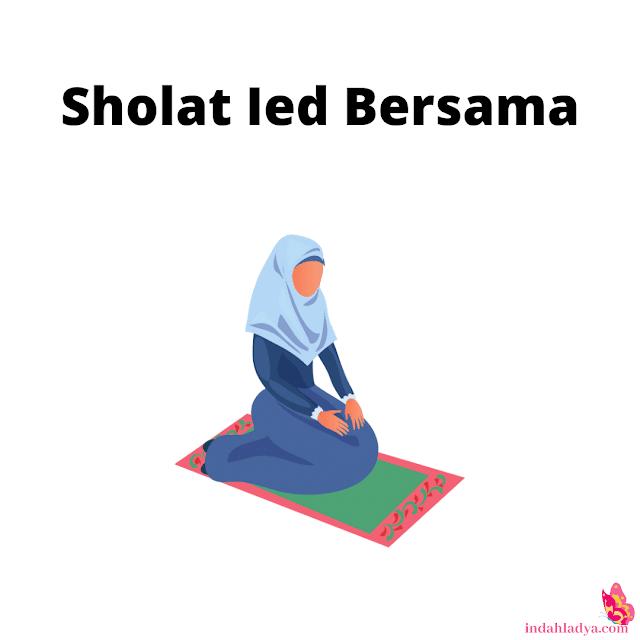 Sholat Ied Bersama
