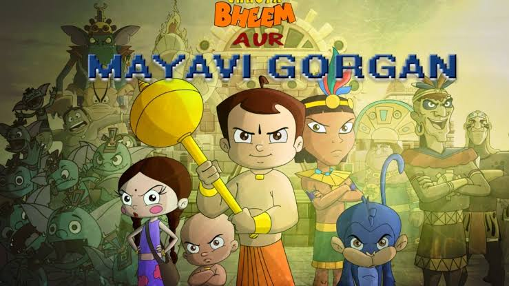 Chhota Bheem Aur Mayavi Gorgan Movie Images In 720P