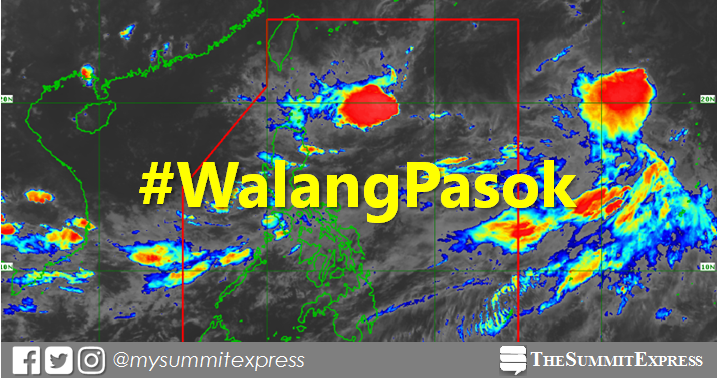 #WalangPasok: Class suspensions, Tuesday, September 17, 2019