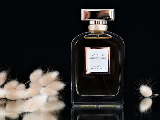 parfum femme à la vanille, annick goutal vanille charnelle avis, goutal paris perfume review, goutal paris fragrance, les absolus d'annick goutal avis, parfum femme vanille