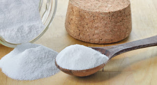 baking soda for body odor treatment