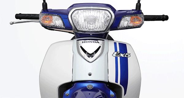 Honda-EX5-2020-Pandangan-Depan
