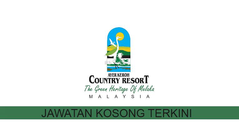 Kekosongan Terkini di Ayer Keroh Country Resort