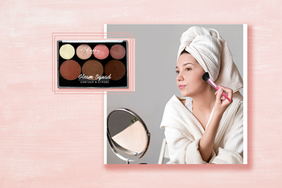 Contour and Highlight with Bobbie Cosmetics