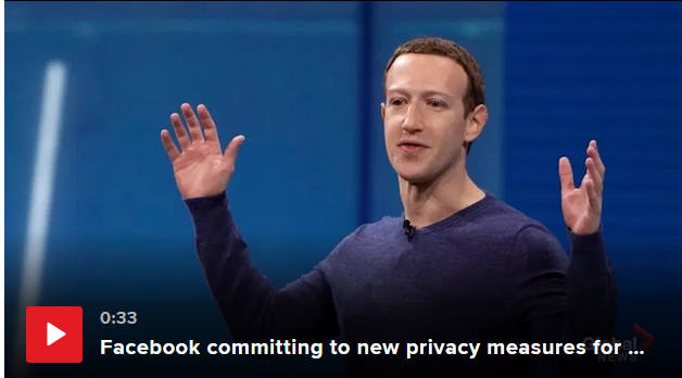 NEWS Flash: Facebook to pay $9.5 million to end Canadian probe into privacy claims