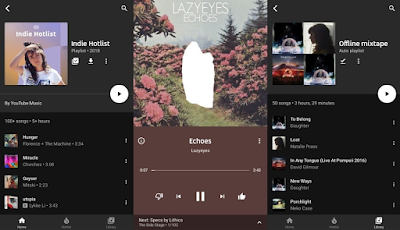 Youtube Rilis Platfrom Streaming Youtube Music Apasih Keuntunganya Dari Youtube Biasa