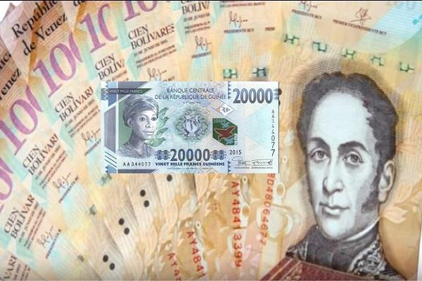 यहाँ की सरकार ने 100 की नोट बंद कर जारी कर दिए के 20 हजार के नोट, लोग हैरान