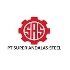 Logo PT Super Andalas Steel