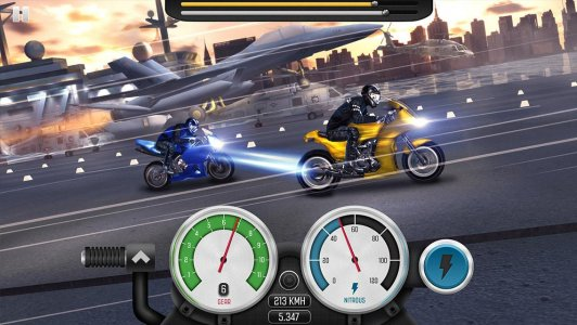 Top Bike Racing & Moto Drag Mod Apk
