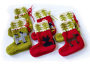 Miss Julias Patterns: Free Patterns for Christmas - Knit ...