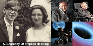 Profile and biography of Stephen Hawking
