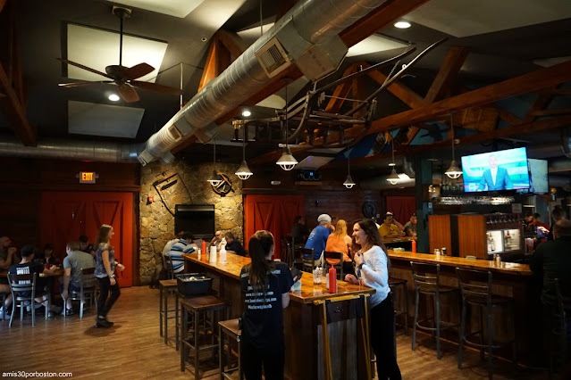 Taberna Tuckaway Tavern en New Hampshire