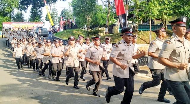 300 Polisi Positif Setelah Dicek, Kapusdokkes: Ternyata Alatnya Tak Akurat