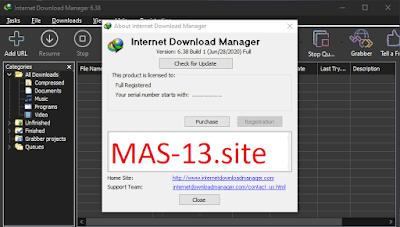 Internet Download Manager 6.38 Build 1 Full Version Crack Patch Gratis