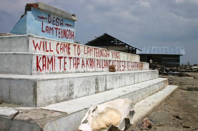 Mengenang Para Mujahid Tsunami Aceh Lewat Puisi