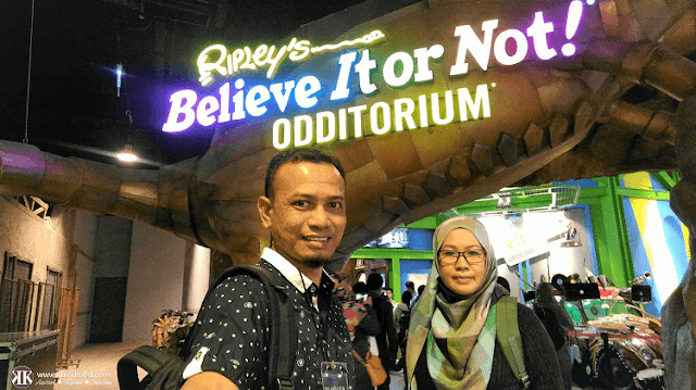 Ripley's Believe It Or Not Odditorium, Sky Avenue, Resorts World Genting