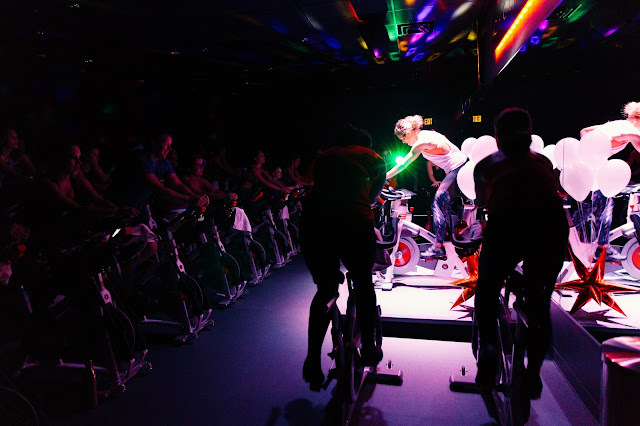 best spinning class soulcycle cyclebar