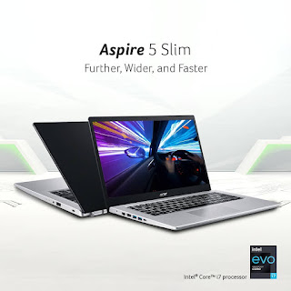 laptop Acer Aspire 5 Slim